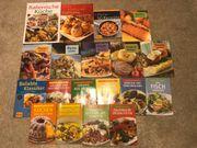 Kochbücher 19x Kochbuch kochen und