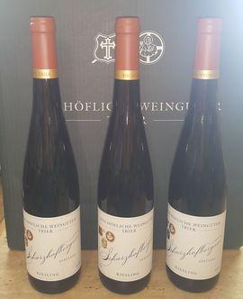 Bild 4 - 12x Weisswein Riesling Bischöfliche Weingüter - Remseck