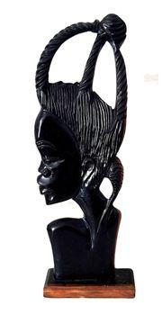 Afrikanische Kunstwerke