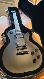 E-Gitarre Epiphone Gothic Schwarz matt