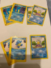 Pokemon pokemon schiggy 131 165