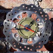 Motorrad Bremsscheiben Uhr absolutes Unikat
