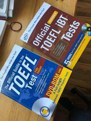 TOEFL Bücher