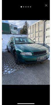 Audi A4 Avant 1 9TDI