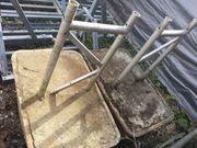 Baustromkästen Verteiler Einrichtung und Kabel
