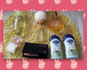 Geschenkset Kosmetik Körperpflege Make-Up Bodyspray