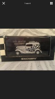 Minichamps 1 43 American Hot