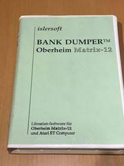 Oberheim Matrix 12 Bank Dumper