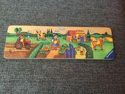 tolles Holz Puzzle - Spaß auf