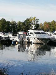 Sehr gepflegte yacht Sealine F420