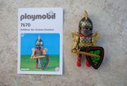 Playmobil Anführer der Grünen Drachen