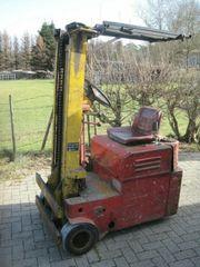 Steinbock Stapler 24V 800 kg