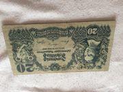 20 Schilling Banknote 1945 zu