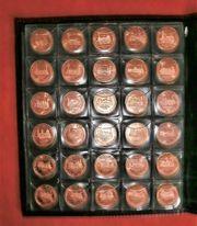 Sammlermünzen 73 Kupferpfennige Der-Punkt-Verlag