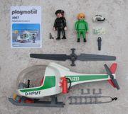 Playmobil Polizeihubschrauber D 3907