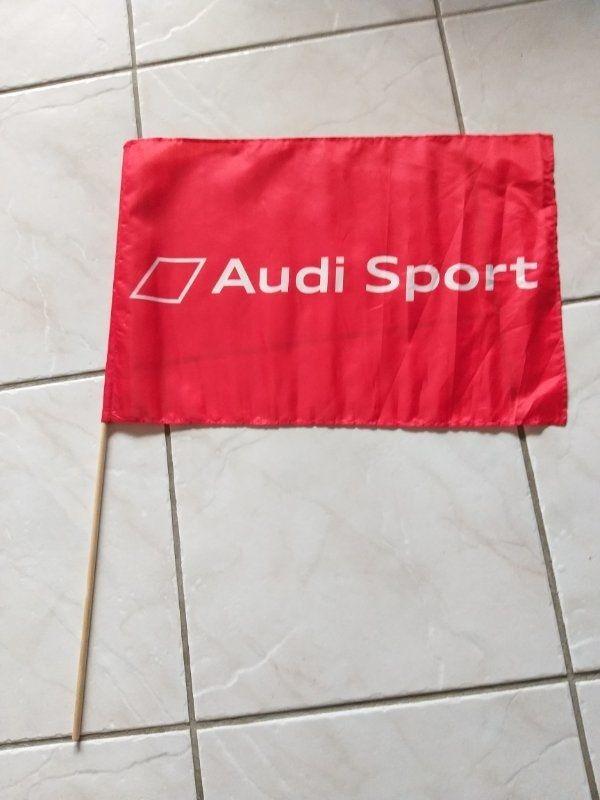 Audi Sport Fahne