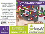 Allgemeiner Integrationskurs Deutsch BAMF