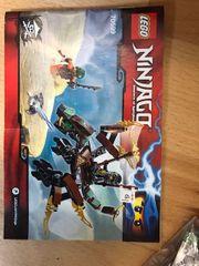 Lego Ninjago 70599