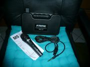 Gesangsmikrofon Fame MS 25 im