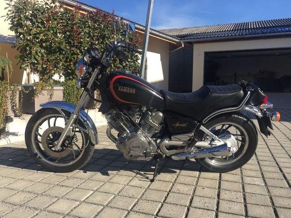 Yamaha 750 XV