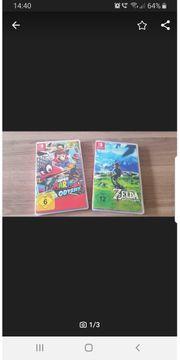 Nintendo Switch Spiele Super Mario