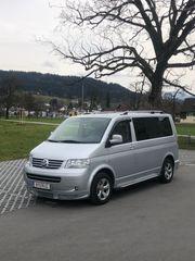 VW T5 Caravelle 4 Motion