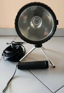 Motorboote - 12 V Halogensuchscheinwerfer SC784-8 Lampe