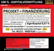 SUBVENTIONSGELDER zinsfrei - weltweit Auszahlung 17