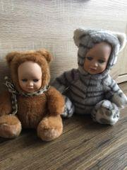Teddy Deko Puppen