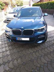 BMW X3 xDrive20d Aut M