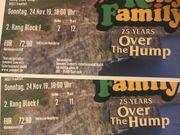 2 Konzertkarten Kelly Family Frankfurt
