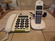 Seniorentelefon PhoneEasy 312cs und PhoneEasy