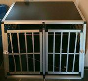 Transportbox mit Zwischentrennwand