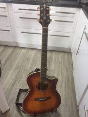 Super Roundback Westerngitarre Crafter WB-700