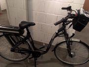 E-Bike Hercules Tourer 7 Top