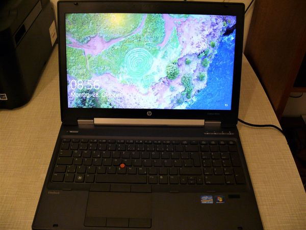 HP Laptop 15 Elitebook gebr