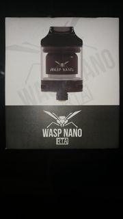 Original OUMIER WASP NANO RTA
