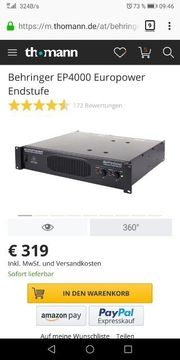 Pa Verstärker endstufe