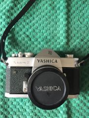 Yashica TL electronic X Spiegelreflexkamera
