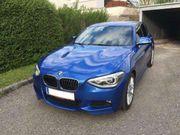 BMW 120d F20 Estoril-Blau 184