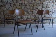 1 v 5 Stühle Schulstühle