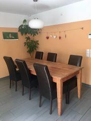 Tisch Familientisch Massivholz