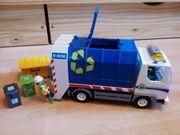 Playmobil Müllabfuhr
