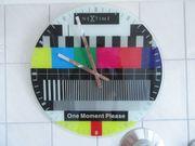 Wanduhr Uhr groß