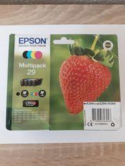 2 mal Epson Tintenpatronen für