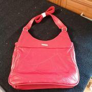 Handtasche rot neu und unbenutzt