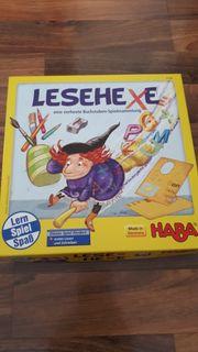 Lesehexe von HABA
