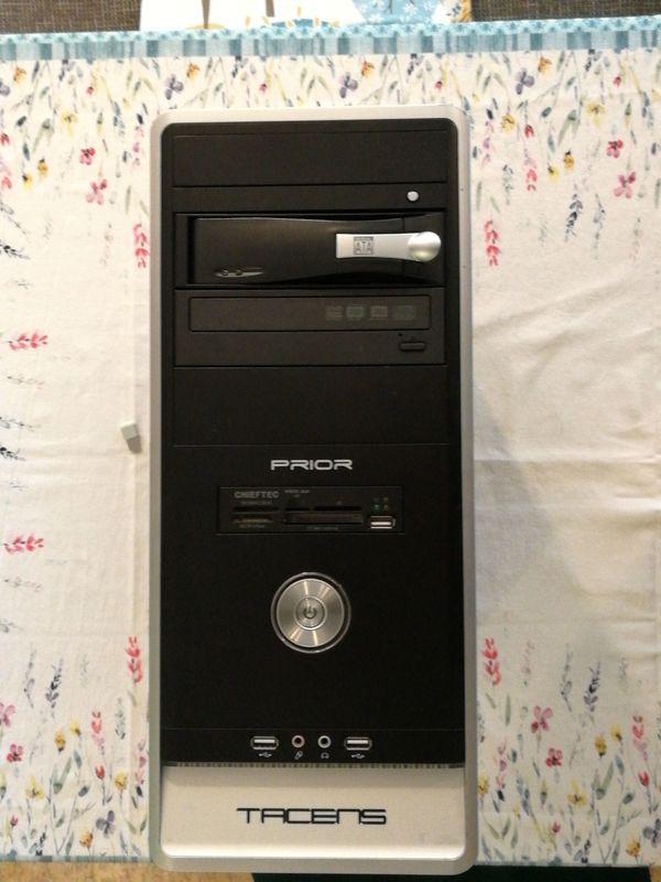PC FX 8350-32GB AMD RX570-8GB
