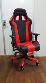 DXRACER Gaming Sessel King K06