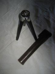 3 Bein Stativ mit Teleskopauszug